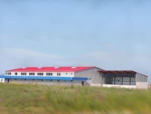Констанца – Ambient Building – индустриално хале – панели с полиуретан
