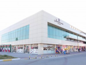 Constanța – Aristocrate – shopping center – polyurethane panels