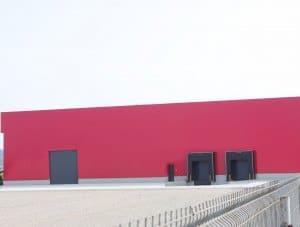 Питещ – Sorelo – индустриално хале – панели с полиуретан