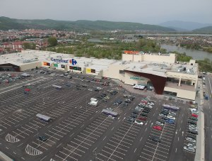 Vâlcea - Shopping City - shopping center - PIR panels