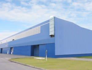 Slatina – Alro – industrijska hala – poliuretanski paneli