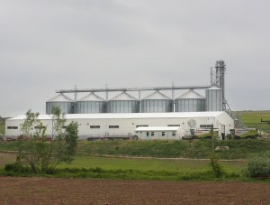 Tulcea – Tess House – grain storage – polyurethane panels